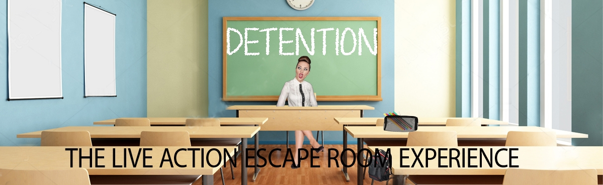 Escape Game Detention, The Key Quest. San Antonio.