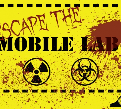 Escape The Mobile Lab