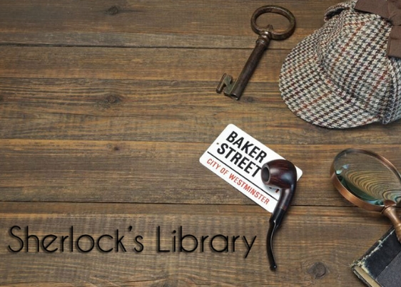 "Escape Game Sherlock""s Library, Escape The Mystery Room. Syracuse."