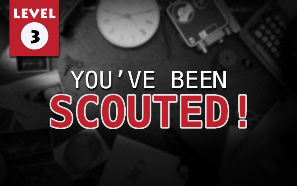 "Escape Game You""ve Been Scouted!, The Key Quest. San Antonio."